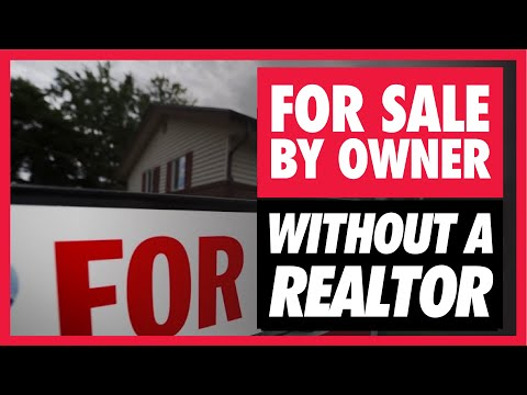 How To Buy a House Without a Realtor | FOR SALE BY OWNER TIPS