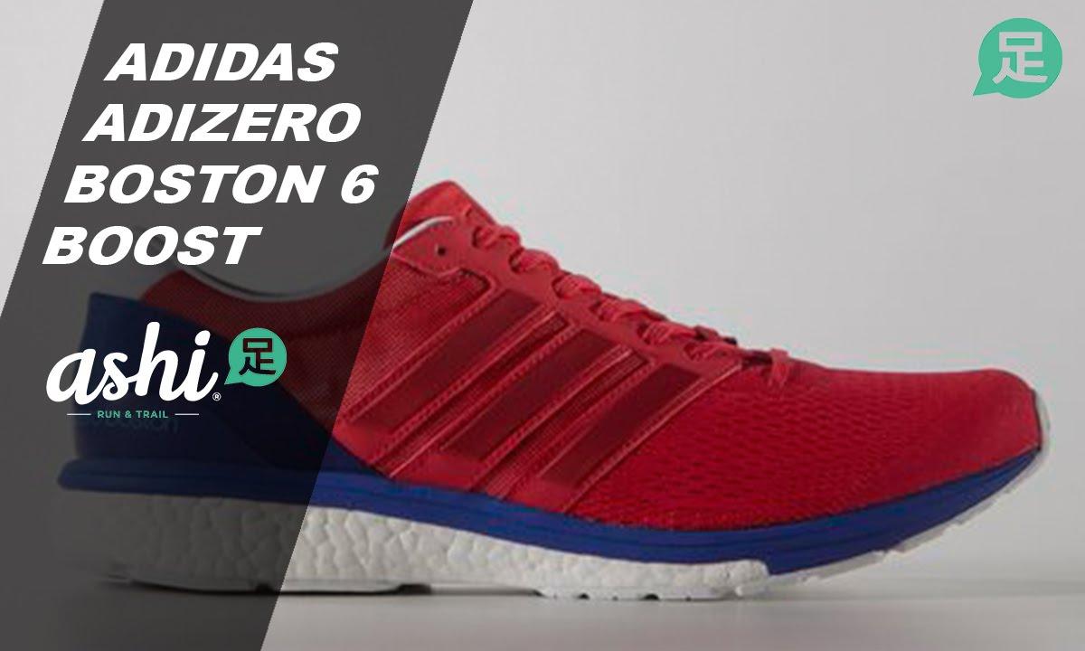 Adidas adizero boston 6 su youtube