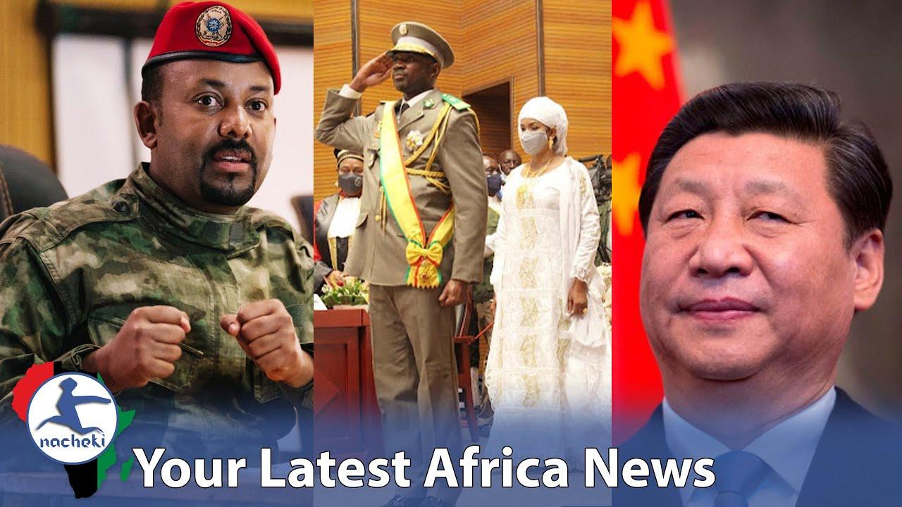 Ethiopian Troops Push to Tigray,Mali Seeks Allies, DRC Urged to Renegotiate Unfair bn China Deal