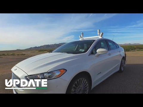 Ford to introduce autonomous cars by 2021 (CNET Update)
