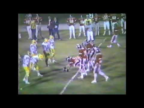 1984 Meadow Creek Academy Chargers at George Walton Academy Bulldogs (football)