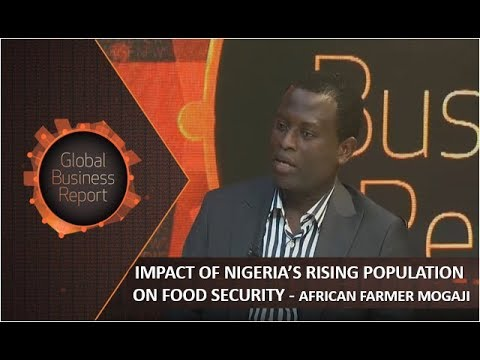 Download Impact of Nigeria's rising population on food security - African Farmer Mogaji