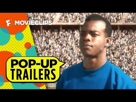 Race Official Pop-Up Trailer (2016) - Stephan James Movie HD