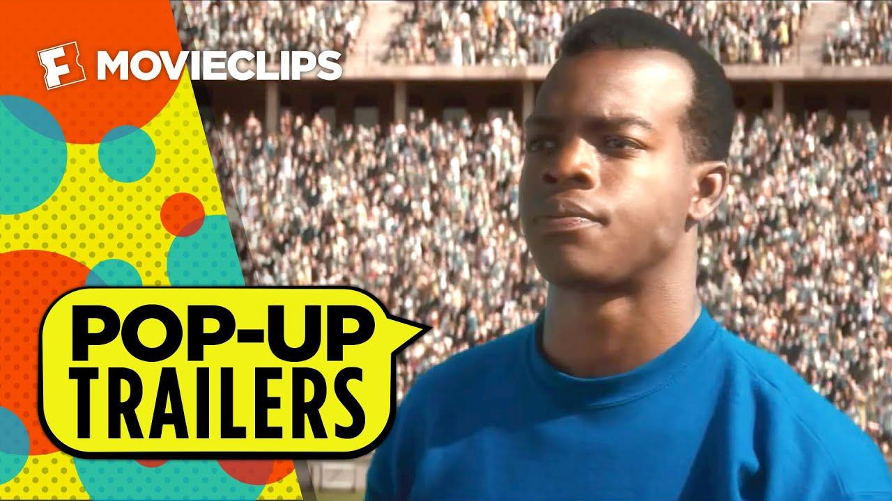 Race Official Pop-Up Trailer (2016) - Stephan James Movie HD