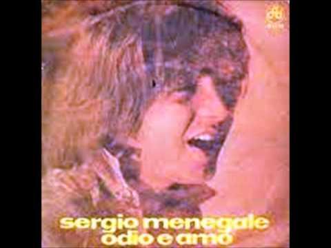 SERGIO MENEGALE - ACCIDENTI (1970)