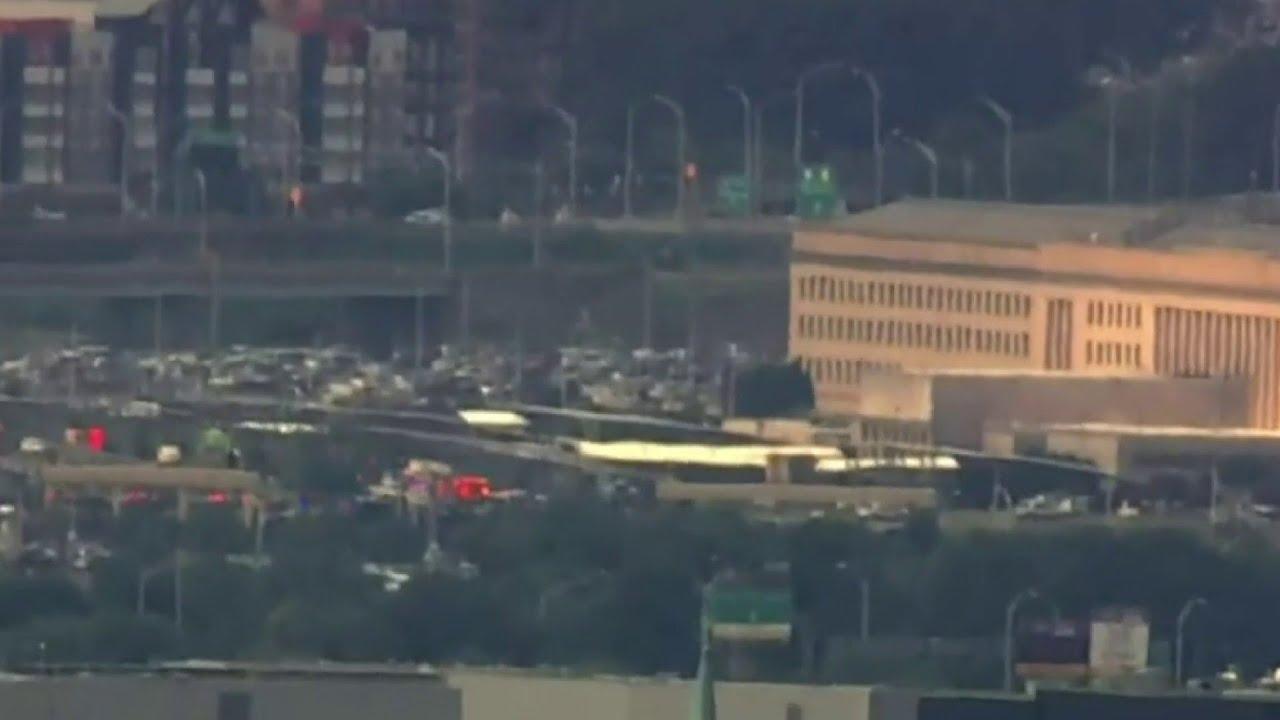 Pentagon on Lockdown After Shooting Near Metro Station