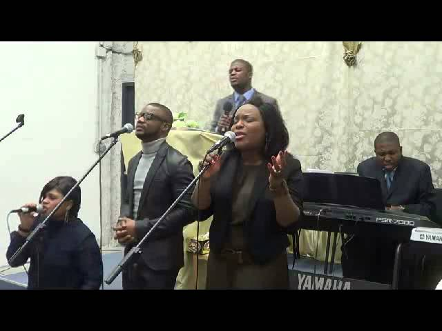 Adoration: Holly Ndongala - Lydie Kiongeka - Djoudjou Lelo