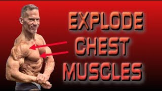 Warm Up Your Wanky Shoulders / Rotator Cuffs to Work Chest More Effectively