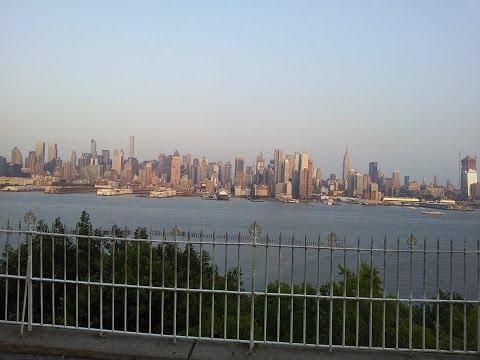 Weehawken, NJ - NYC Skyline