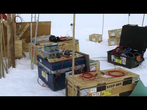Antarctic trip 2012-2013: SouthPole Station sys6 Test Allview