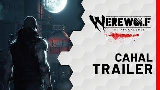 Werewolf: The Apocalypse - Earthblood | Cahal Trailer (Gamescom 2020)