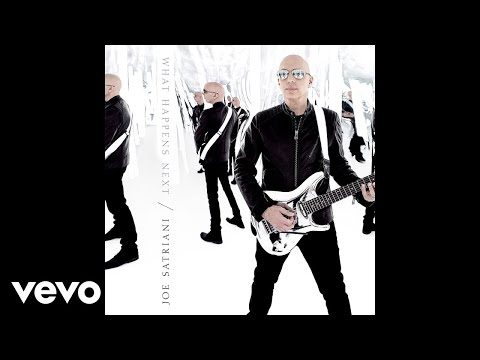 Joe Satriani - What Happens Next (Audio)