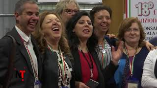 CASARANO SALVATORE - Chiusura 18° Congresso AICO ITALIA