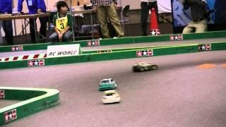 2011タミヤGPワールドチャンピオンシップ M-05 決勝1ラウンド