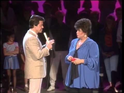 Dick Clark Interviews Patti Austin- American Bandstand 1984