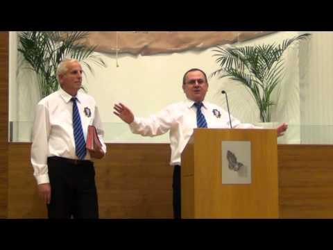 ROMANIA ESTE POPORUL DOMNULUI ISUS POCAITIVA SI CREDETI IN EVANGHELIE AMIN VIENA 2015 PV