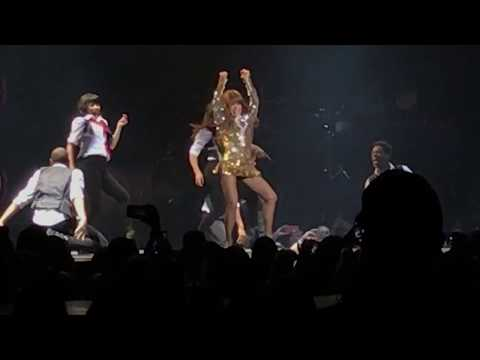 Paula Abdul on The Total Package Tour 2017