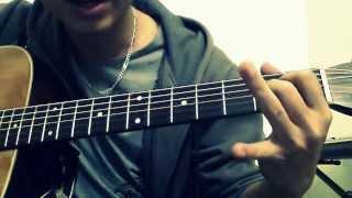 Hướng dẫn guitar Trót Yêu - Trung Quân - có tab