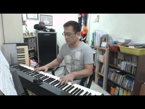 Ed Sheeran - Photograph - (piano cover and lyrics) - Hou Yean Cha
