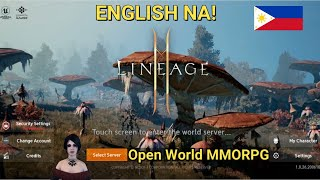 Lineage 2M - ENGLISH NA! (Open World MMORPG) Gameplay Review Ph