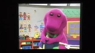 Barney ve Arkadaşları Barney, BJ Derek Ve Tina Çocuklar BJ Elveda Barney Bellek Kitap Okul C Bırak Ve Söyle