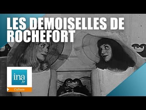 Les Demoiselles de Rochefort ont 50 ans | Archive INA