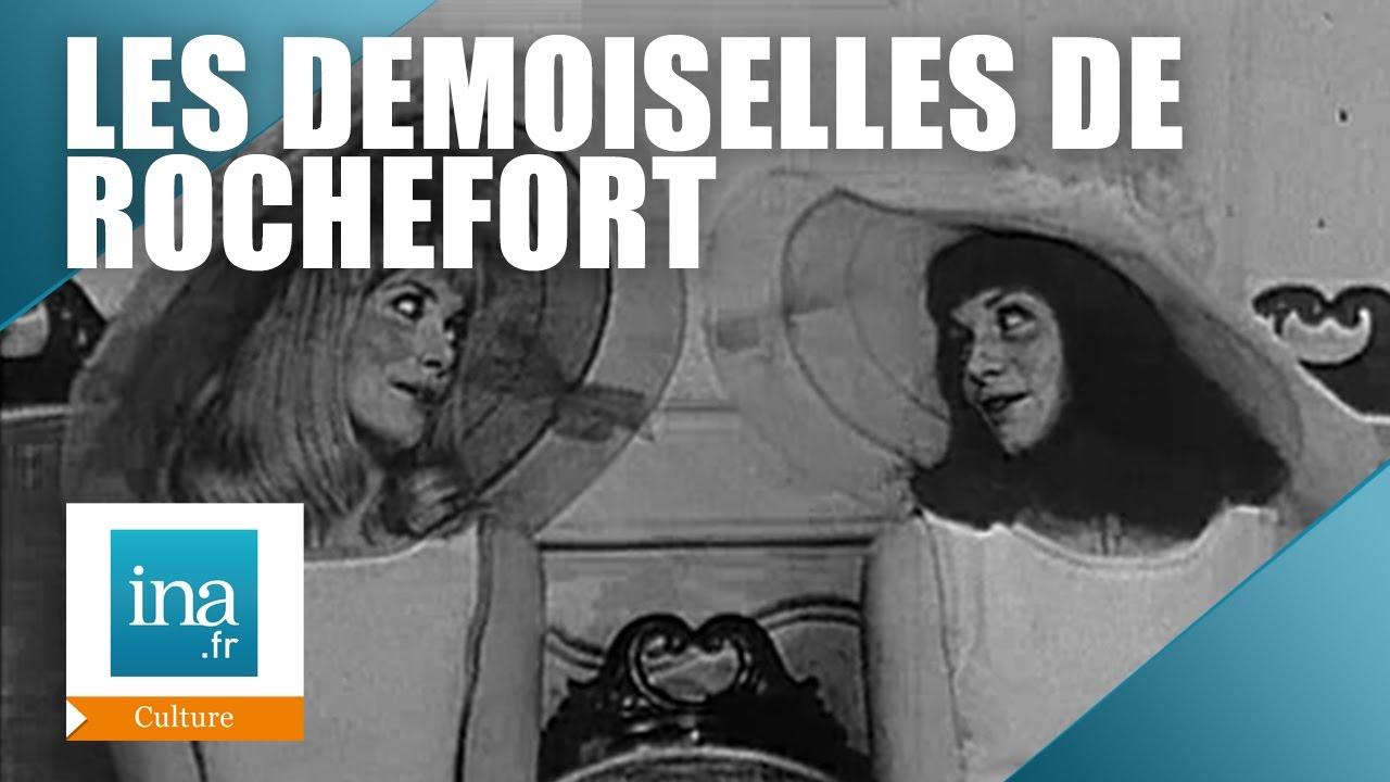 les demoiselles de rochefort ont 50 ans archive ina youtube. Black Bedroom Furniture Sets. Home Design Ideas