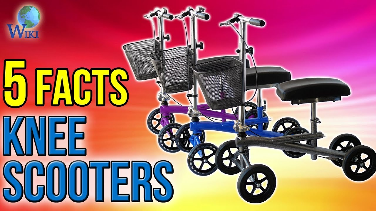 Best Knee Stroller Top 10 Knee Scooters Of 2019 Video Review