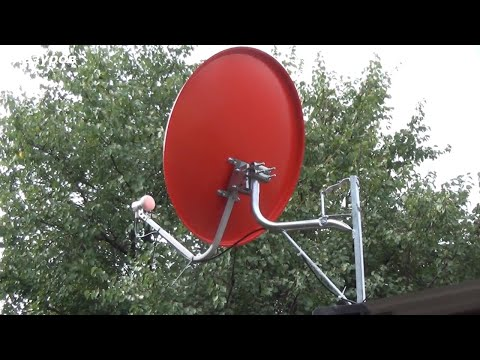 МТС спутниковое телевидение цена