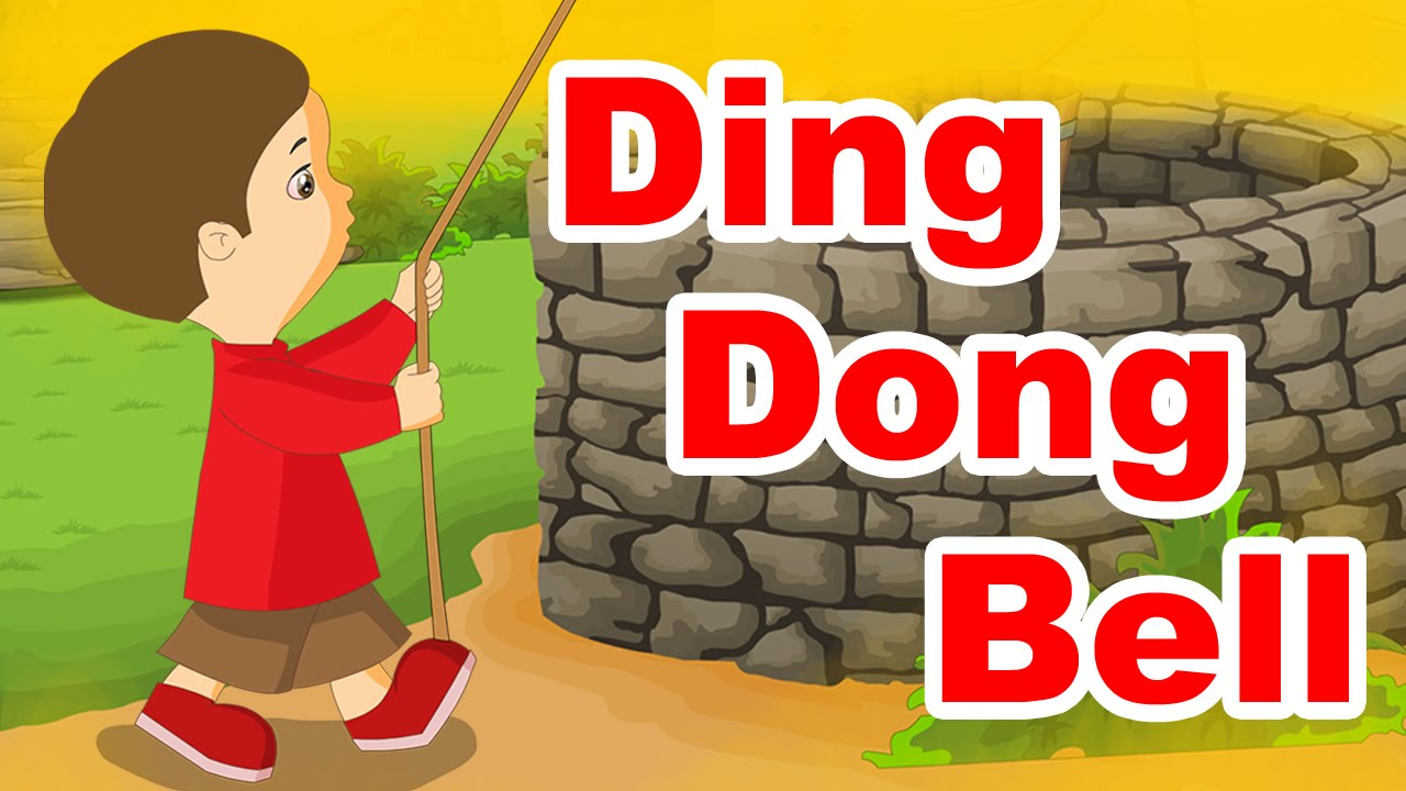 ding ding dong nursery rhyme