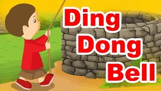 Ding Dong Bell Poem I Ding Dong Bell Rhyme with Lyrics - English Rhymes For Babies | Poem For Kids