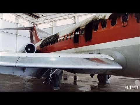 Air Canada Flight 797 - ATC Recording [IN-FLIGHT FIRE, UNKNOWN ORIGIN]