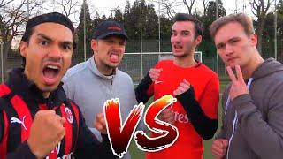 ULTIMATIVE 10 TORE FUßBALL CHALLENGE |BROTATOS