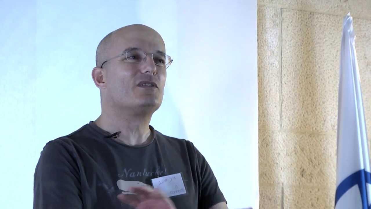 ConnectIL 2013: Chef Gil Hovav on Israeli Cuisine & the Hebrew ...