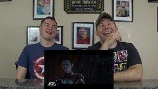 Honest Trailers - Avengers: Infinity War REACTION!!!