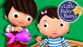Little Baby Bum | 12345 Once I Caught a Fish Alive | Nursery Rhymes for Babies | Songs for Kids