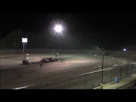 Butler Motor Speedway FWD Feature 6/25/16