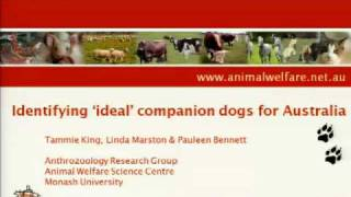 Building Better Dogs - Tammie King (1 Of 2)