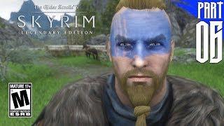 【SKYRIM 200+ MODS】Nord Gameplay Walkthrough Part 6 [PC - HD]