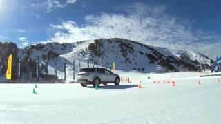 Land Rover Experience Grandvalira, Andorra
