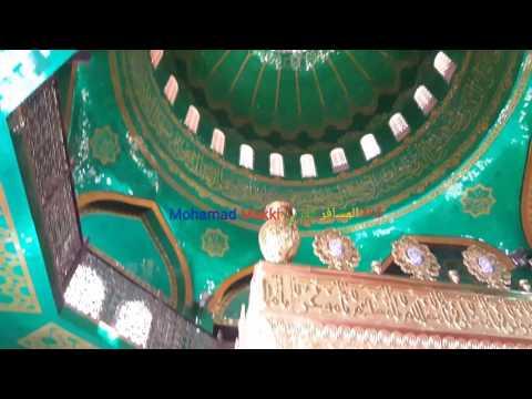 رحلتي لاذربيجان 2016ح 37مسجد السيدة حكيمة باكو