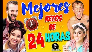 LOS 24 HORAS MÁS EXTREMOS Y ORIGINALES DE YOUTUBE - 52 Rankings