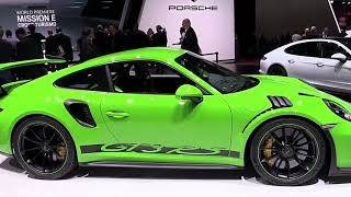 2019 Porsche 911 GT3 RS Limited Edition Design Special Limited First Impression Lookaround