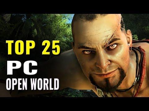 Top 25 Best PC Open World Games