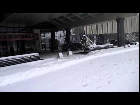 Snow Moment @ Changchun China Dec. 2013