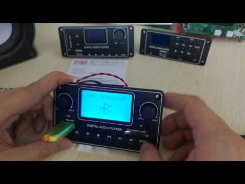 TDM157 MP3 PLAYER MODULE  (MP3 MODULE ) -20170628