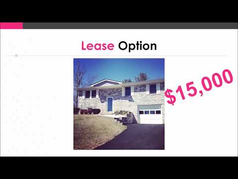 Real Estate Investing without banks or a license