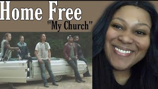 Home Free - My Church (Reaction) Maren Morris Cover