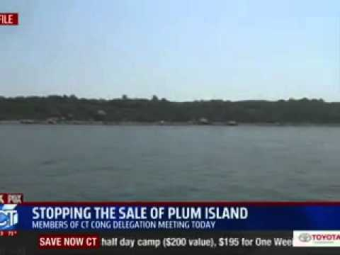 FOX Connecticut on CT Delegation Seeking to Prevent the Plum Island Sale