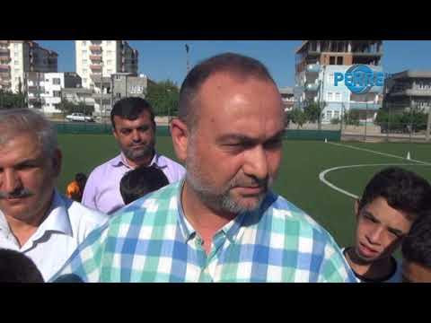 'Yaz Kuran Kursları Arası Kardeşlik' Futbol Turnuvası